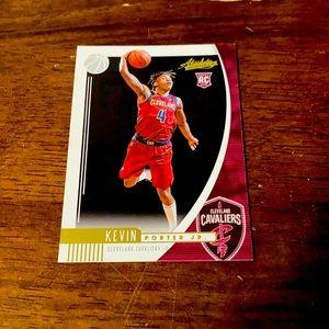 Kevin porter jr basketball card
